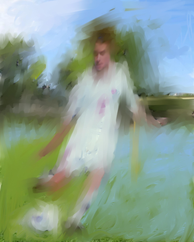 Mia Hamm, 2012  Soccer