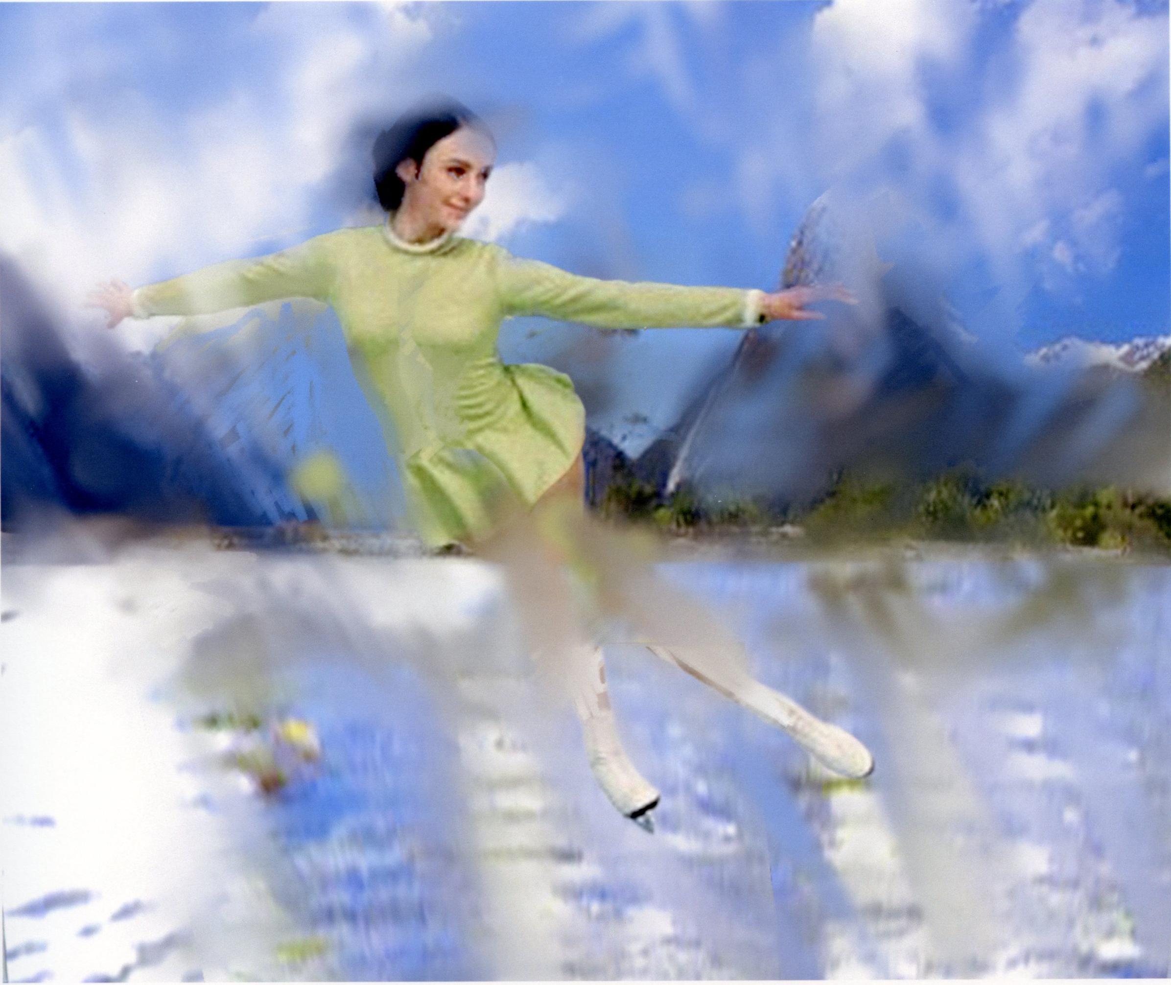 Peggy Flemming, 2011  Figure Skating