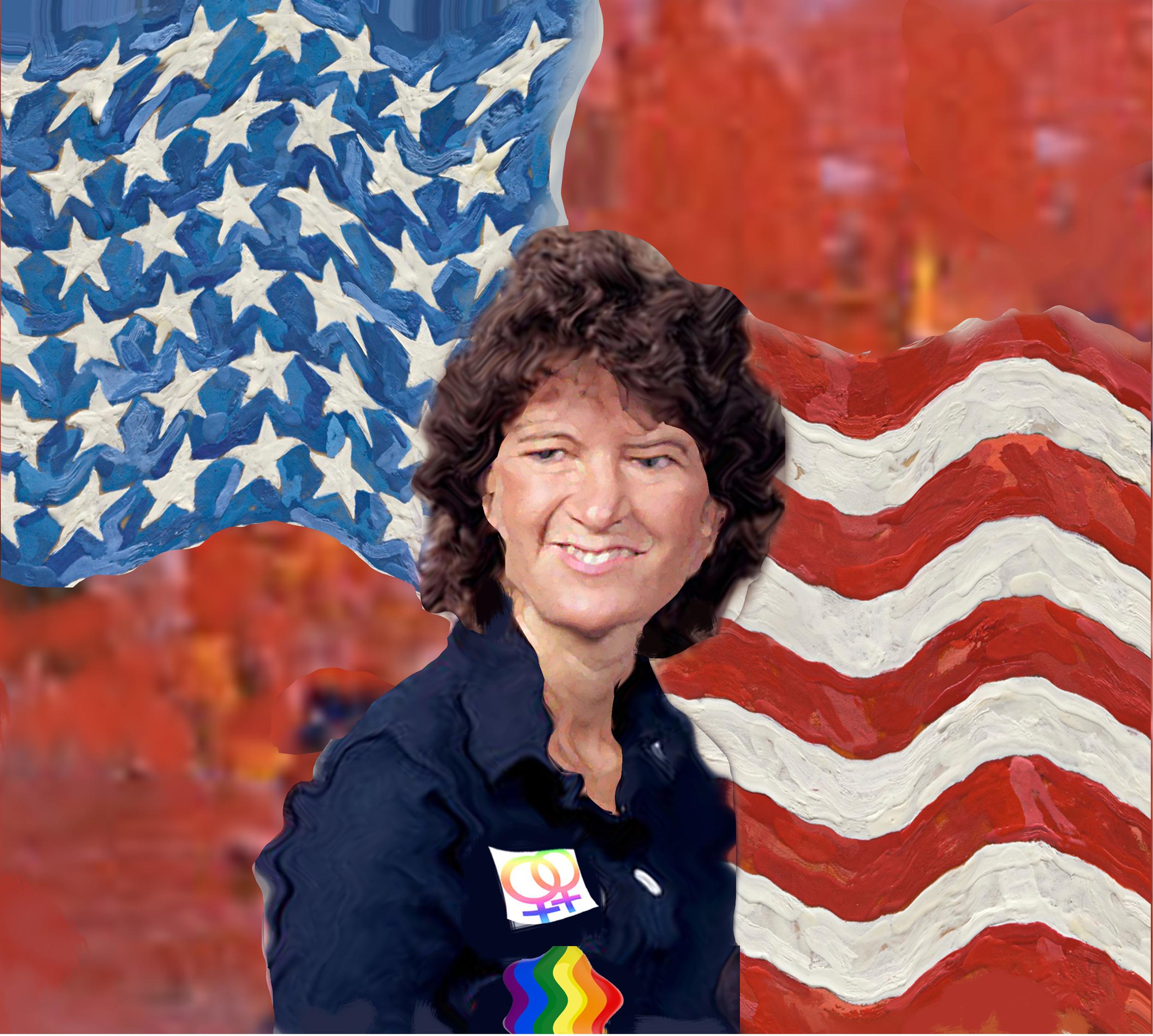 Sally Ride 2015  Scientist, Astronaut