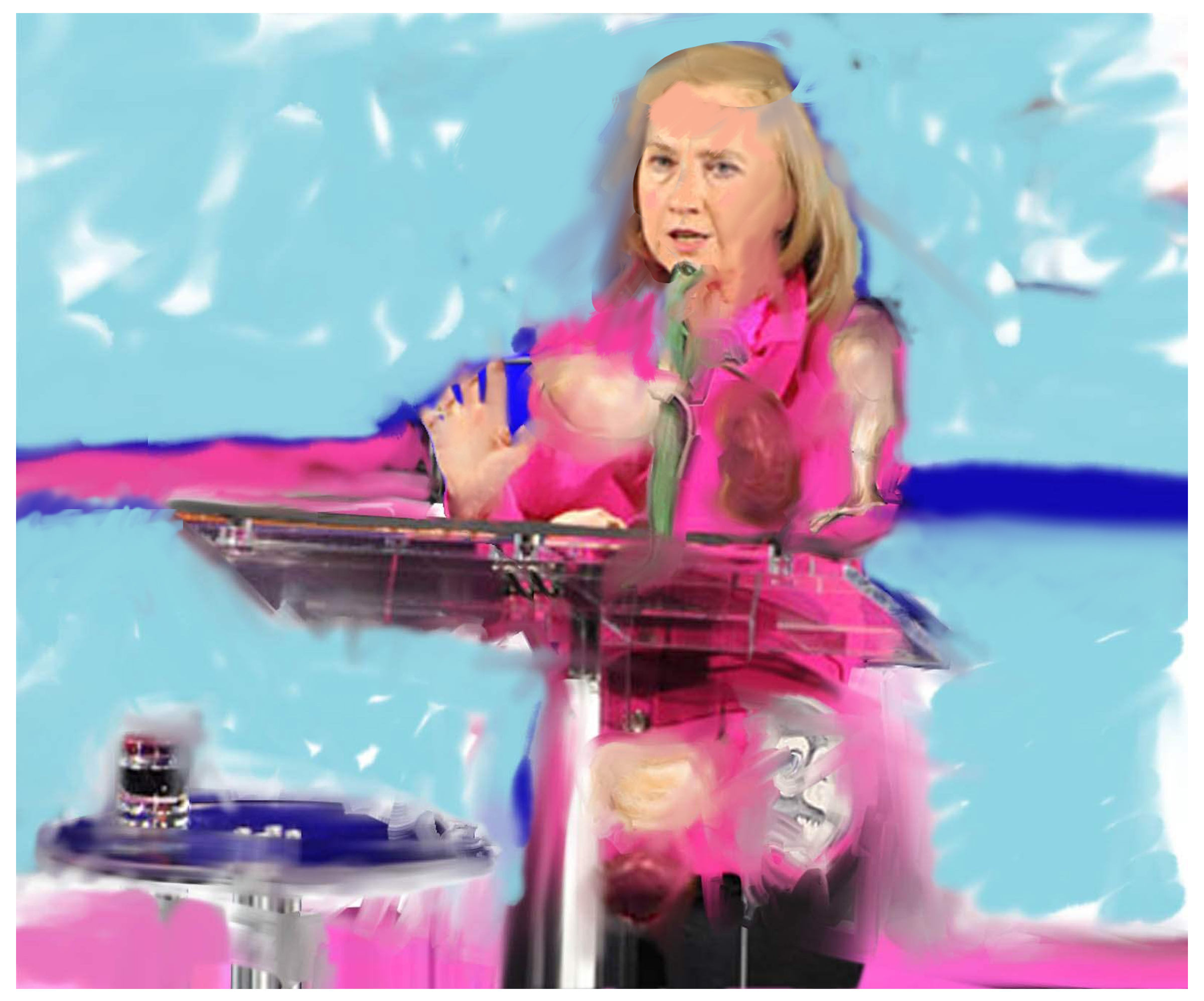 Hillary Clinton, 2014  US Senator  Secretary of State
