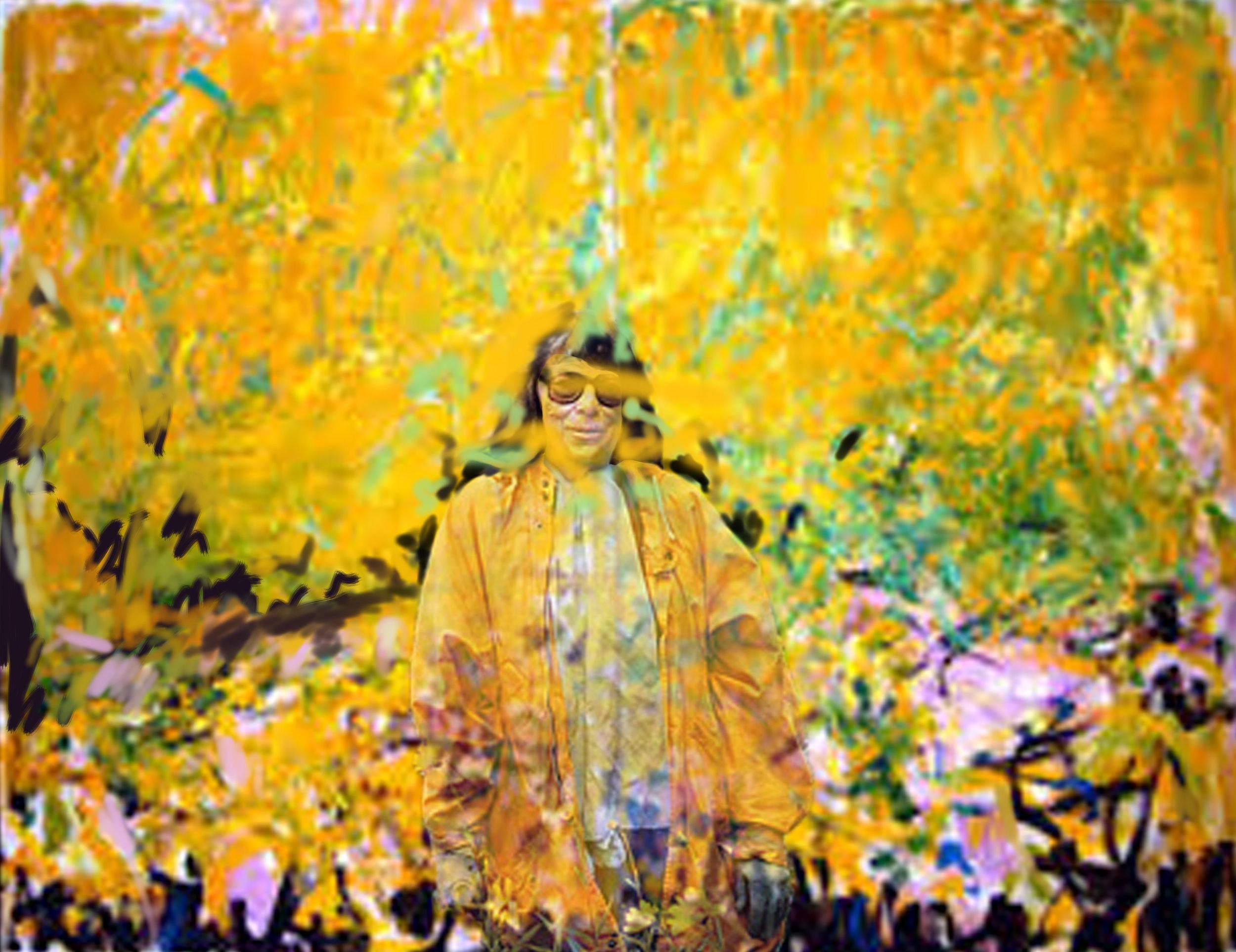 Joan Mitchell 2016  Artist
