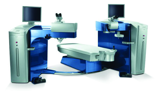 FS200 Femtosecond &Wavelight EX500 Lasers