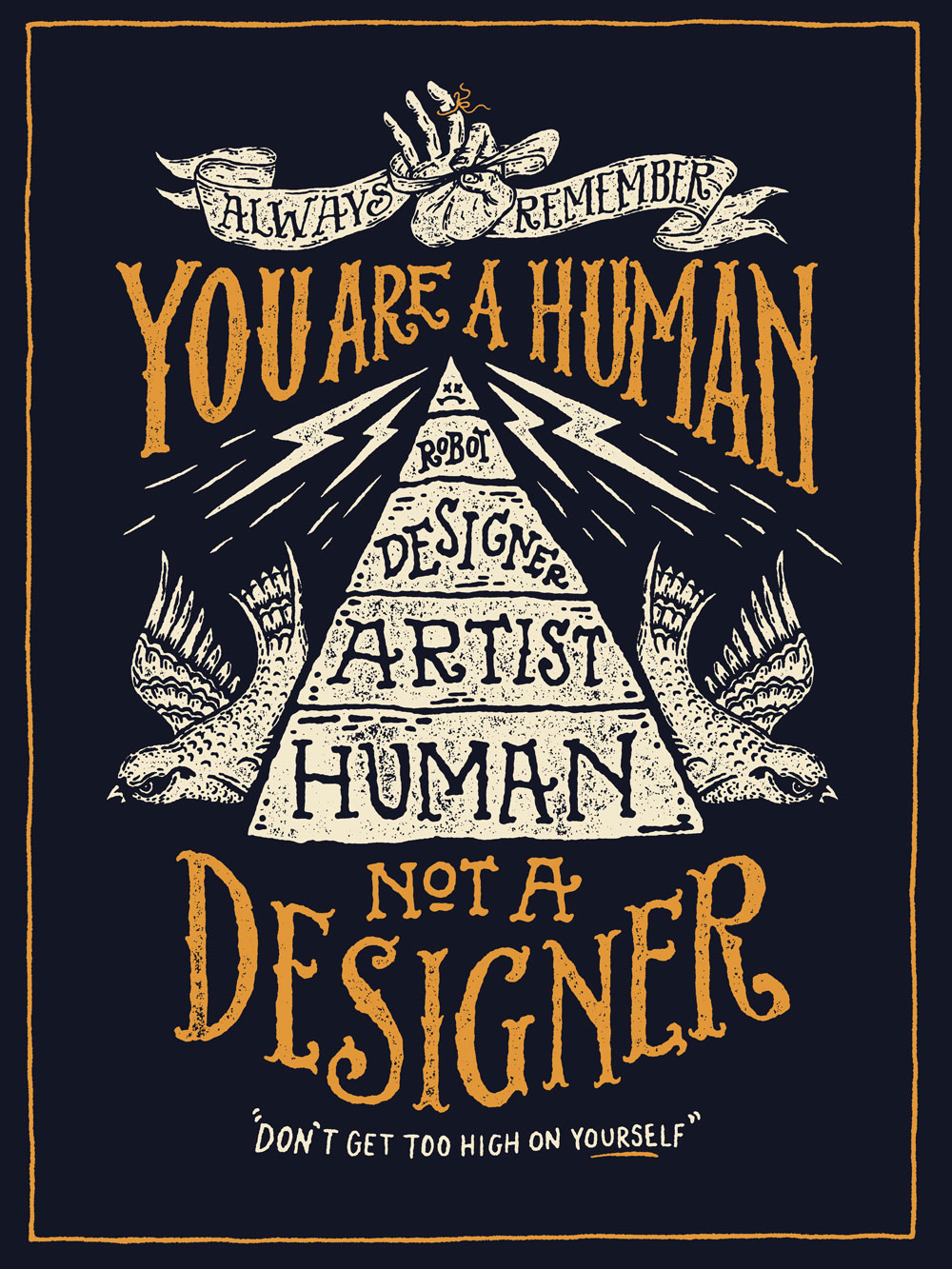 You're-A-Human-2-Poster-Original.jpg