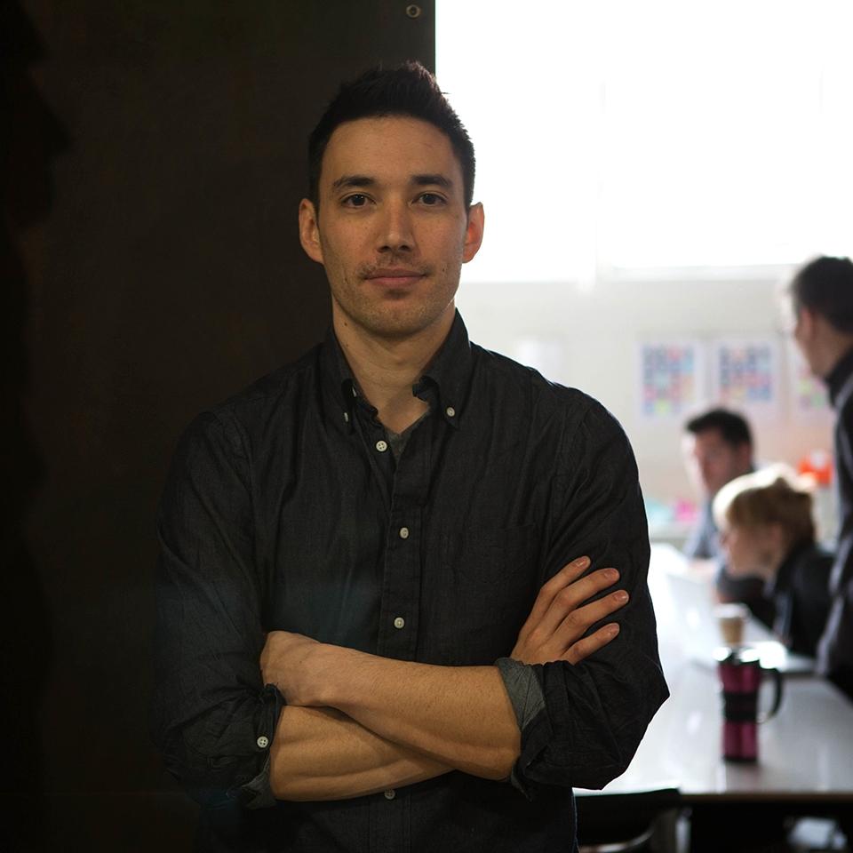 IAN COYLE / Portland Creative Director,Interaction Developer