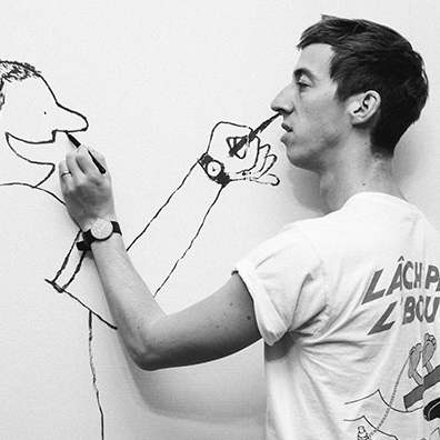 JEAN JULLIEN / London Graphic Artist & Illustrator