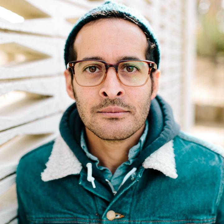 ANIS MOJGANI / Portland   Poet, Artist, Performer