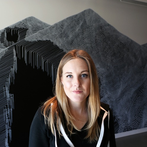 KEYNOTE / KATY ANN GILMORE, Los Angeles Visual Artist, Muralist