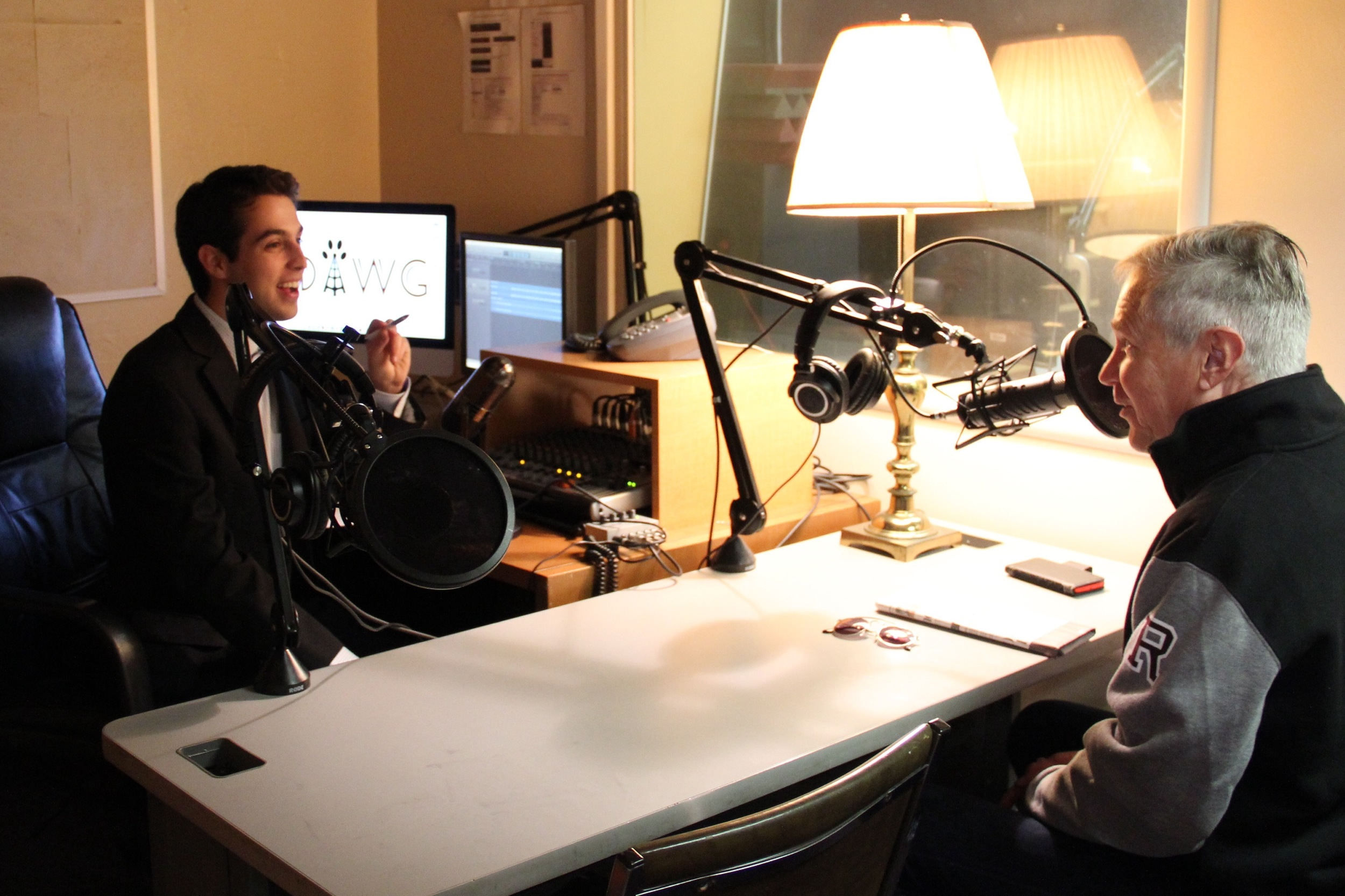 """Host of """"Inside the Studio"""" Evan Sanford talks with national correspondent for  The Atlantic,  James Fallows."""