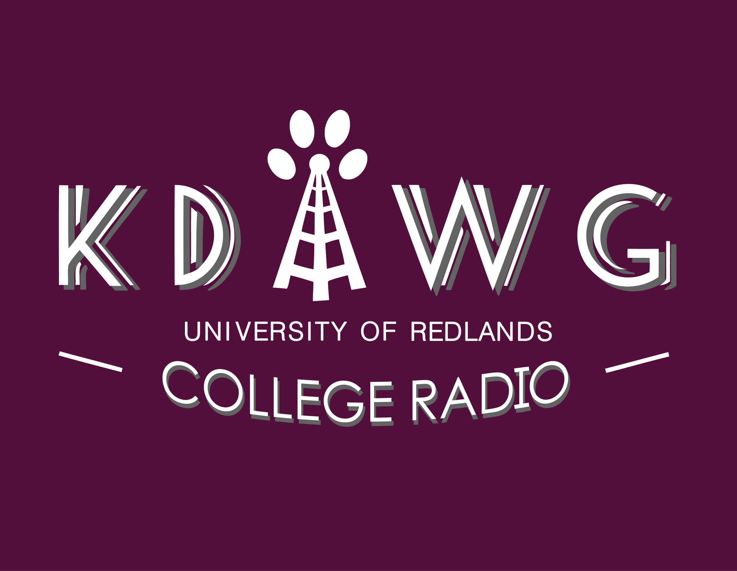 KDAWG Logo