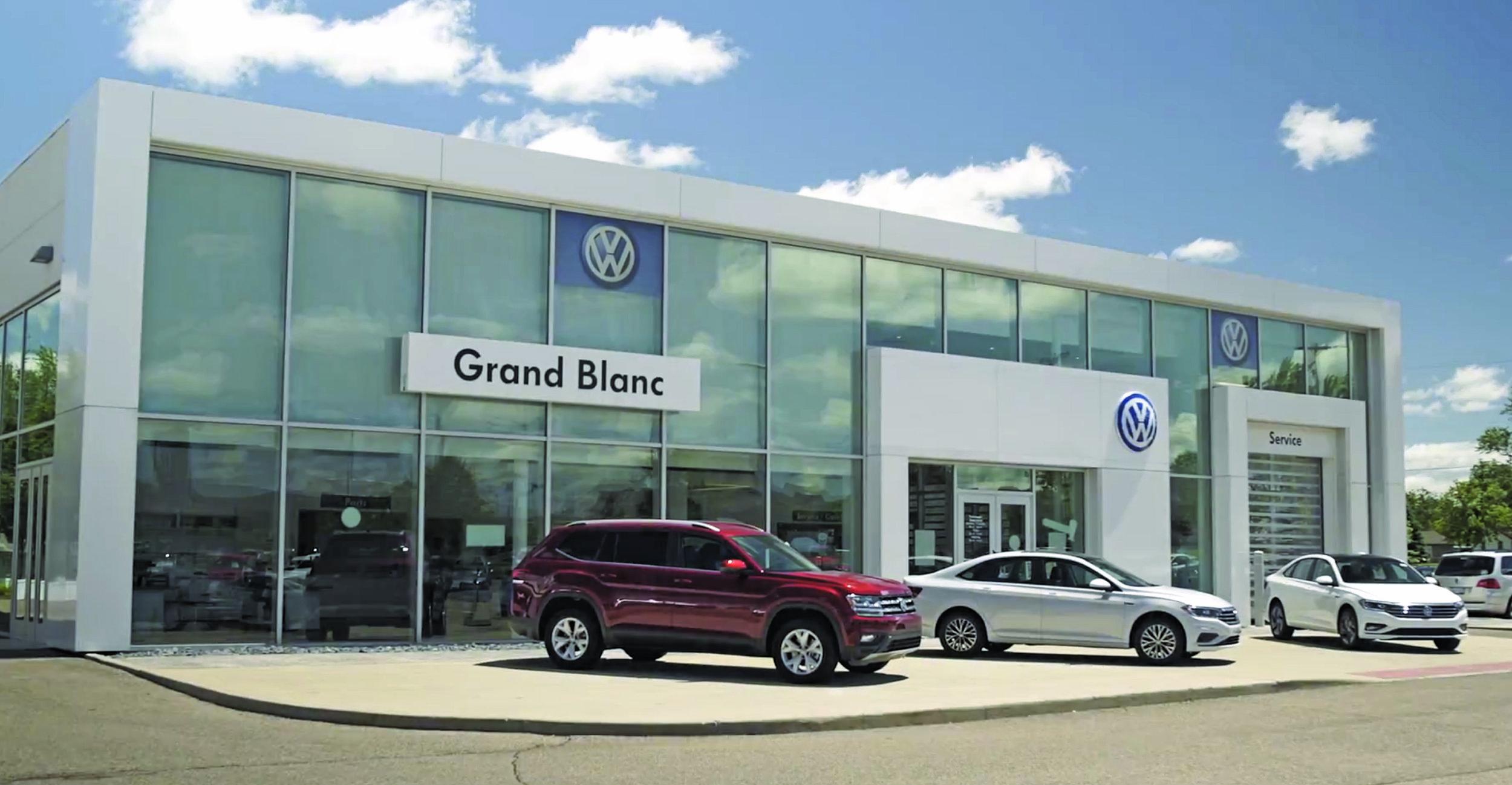 Volkwagen of Grand Blanc, Grand Blanc, MI.jpg