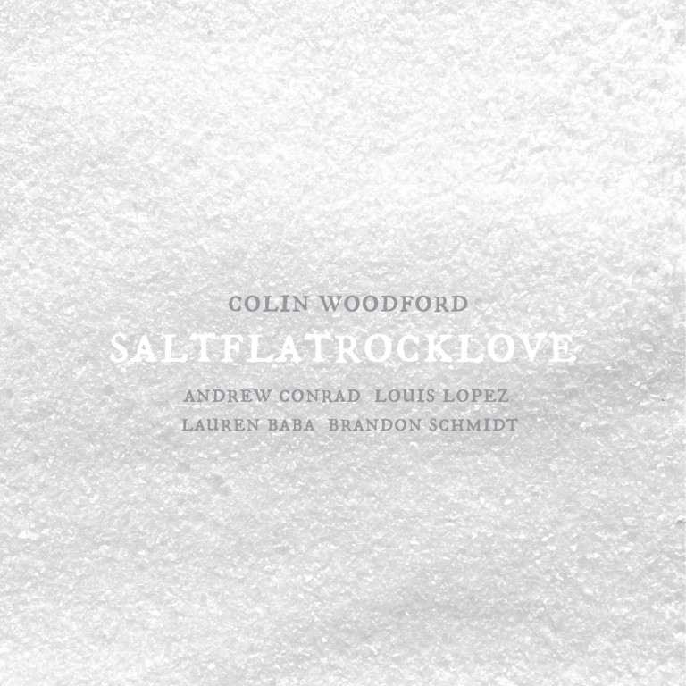 Salt Flat Love Rock | Colin Woodford | 2016