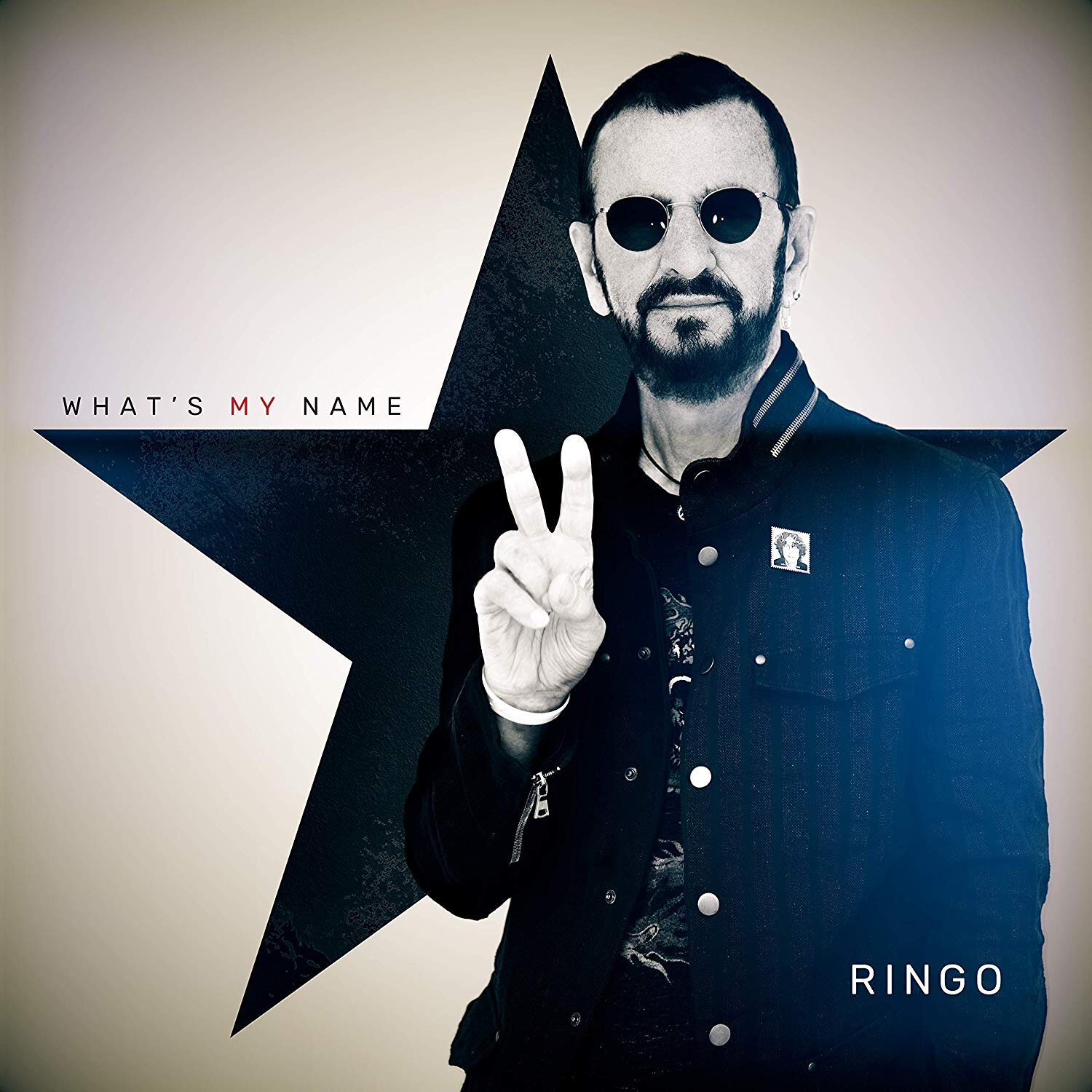 """Ringo Starr """"What's My Name"""""""