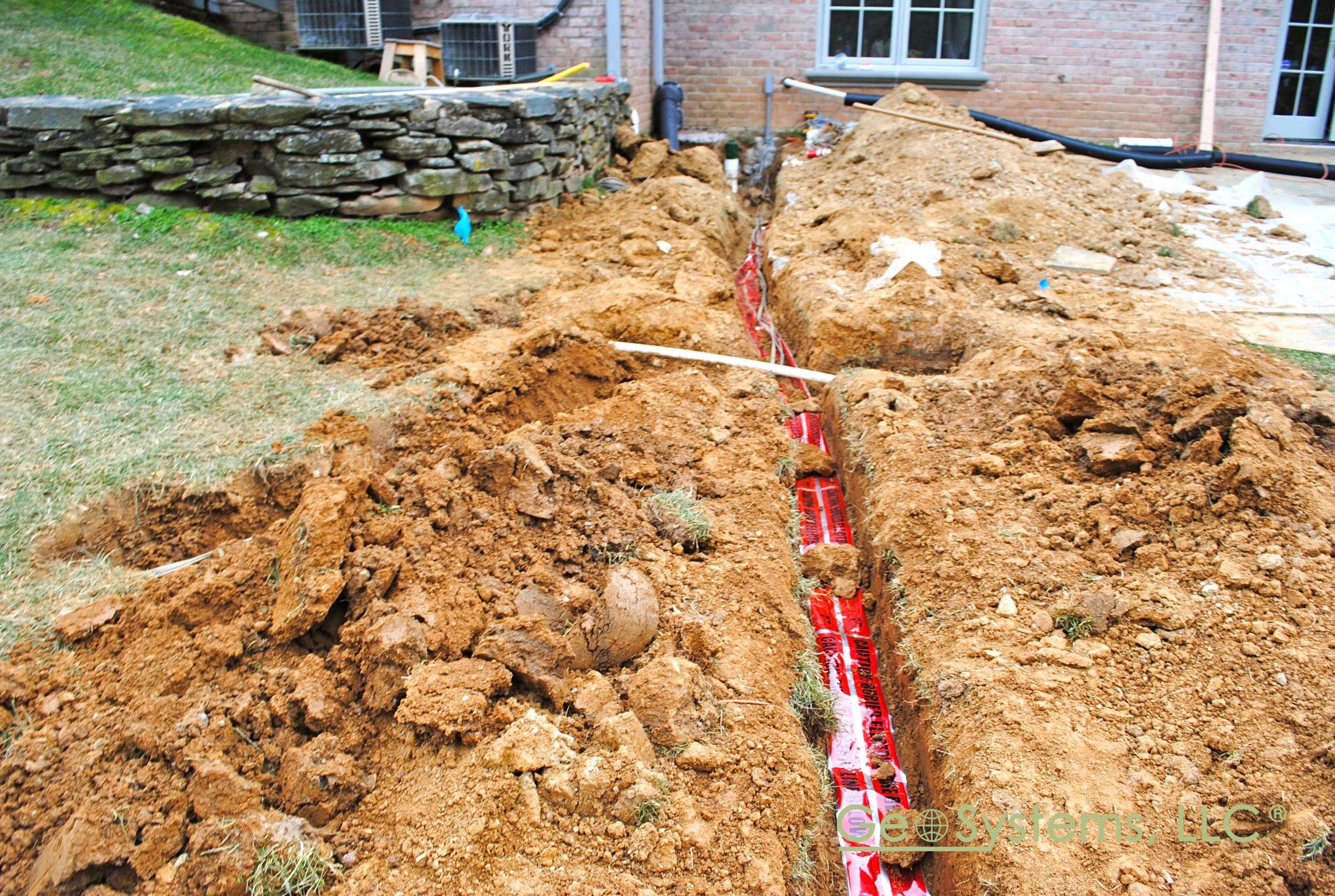 Underground Geothermal Loops