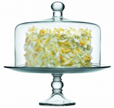 The Cellar Cake Stand, Selene with Dome, $43, Select Macy's stores and macys.com