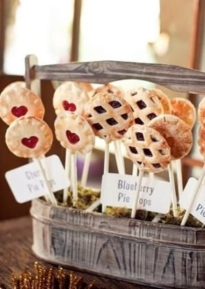 Mini-pie-pops