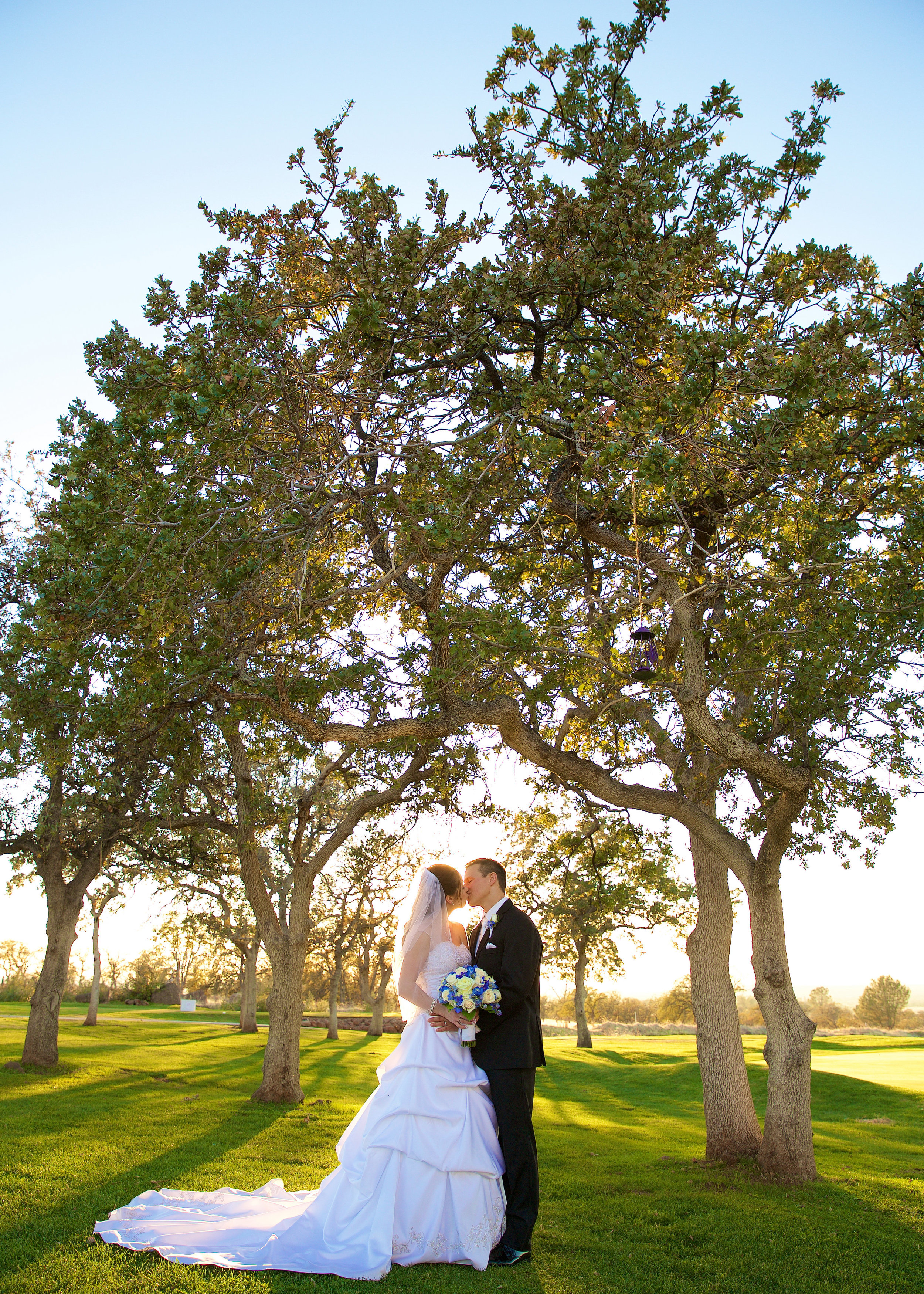 Jackie and Kevin Wedding Day