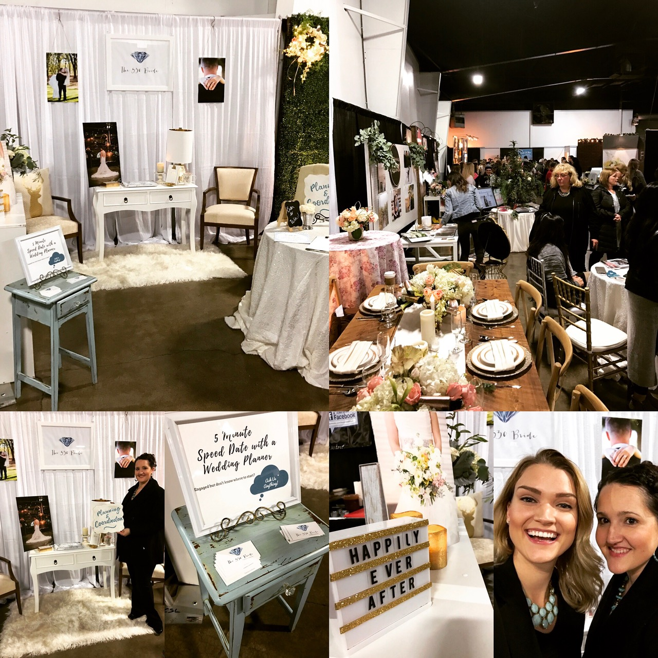 We had a blast at the Chico Bridal Show in January, 2017!