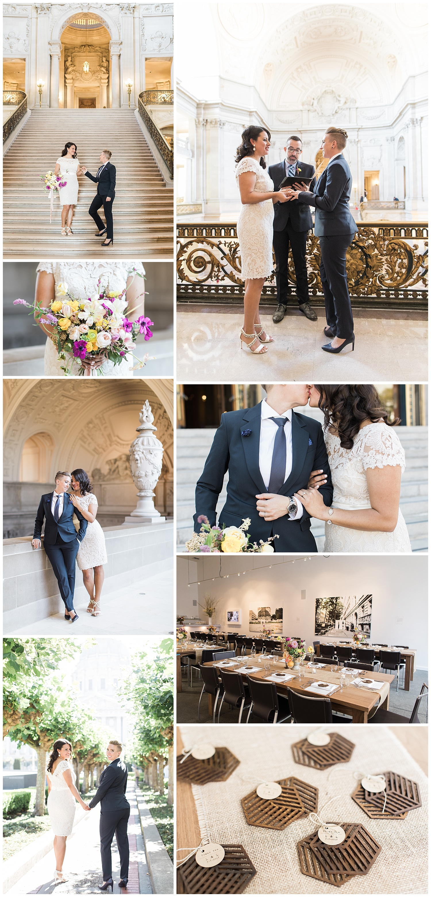 Their day was captured beautifully by Amanda Wei of Blueberry Photography