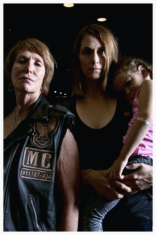 JUDITH, JESSIE AND DAUGHTER/ NNN MC / BOSTON, MA CHAPTER /
