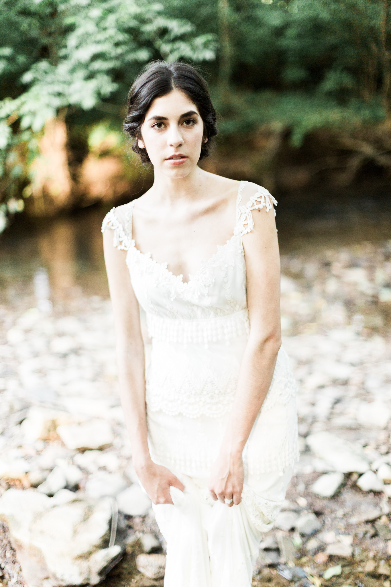 Sarah Ingram historic romance creek 1