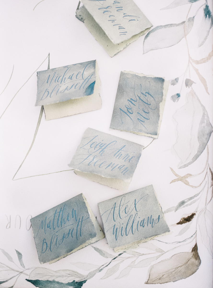 PAPER & CALLIGRAPHY