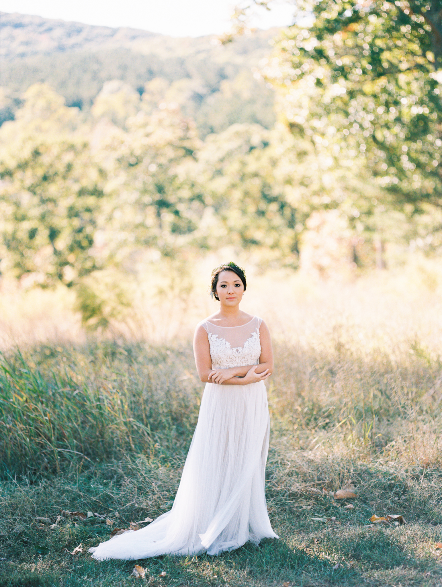 bohemian wedding dress lace mesh top