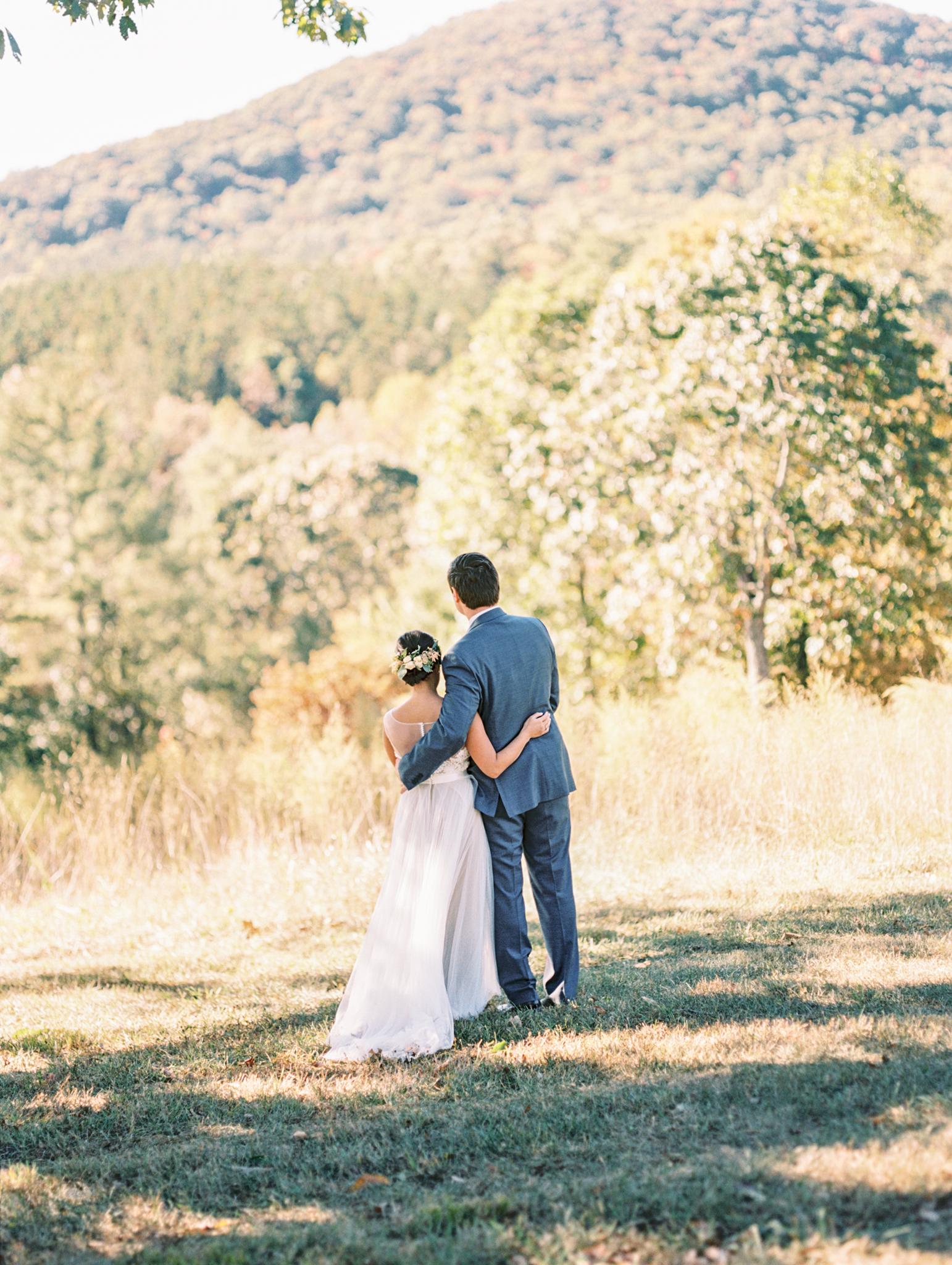North Georgia wedding photography film fine art