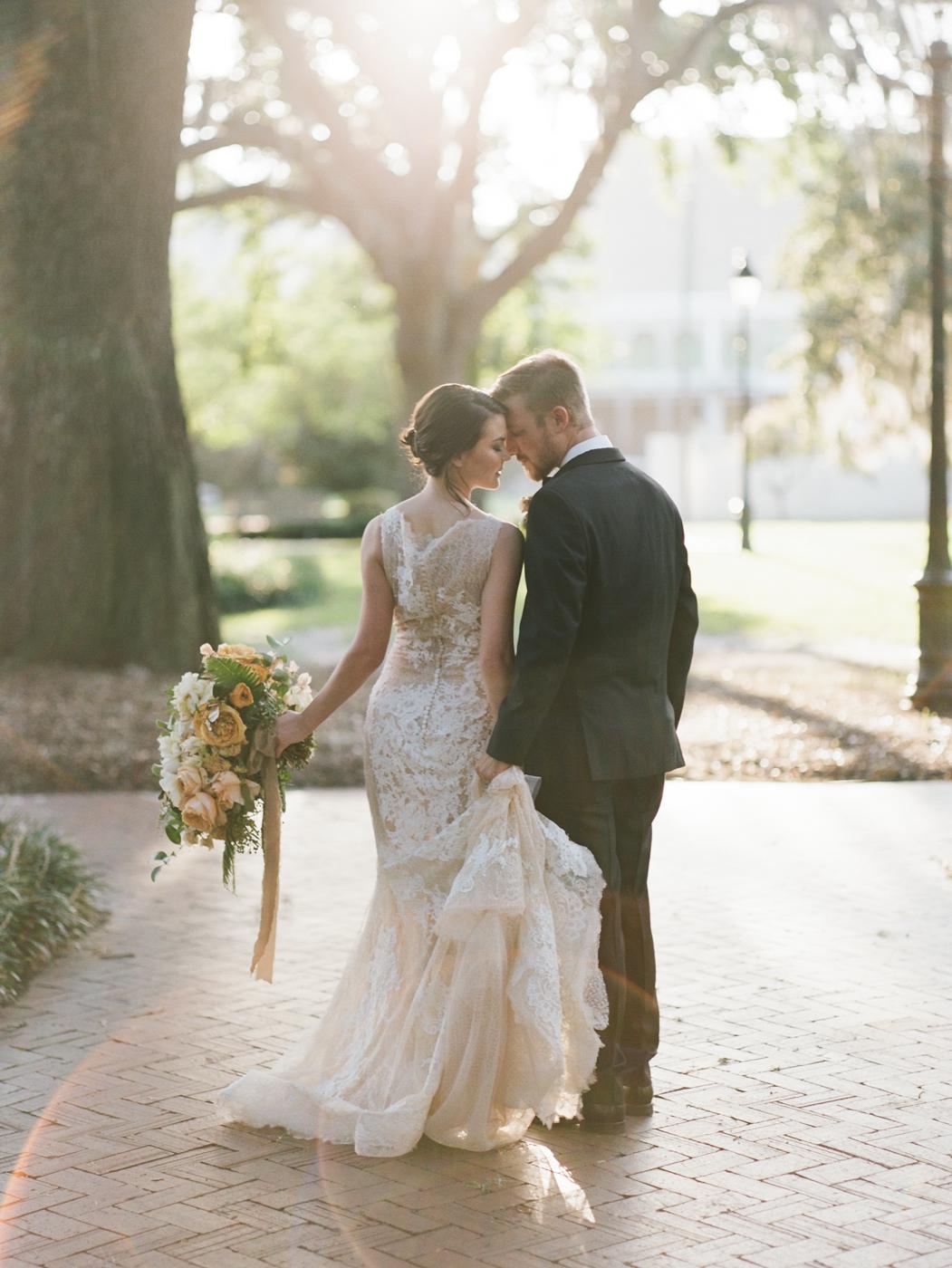 Savannah wedding photographer film fine art