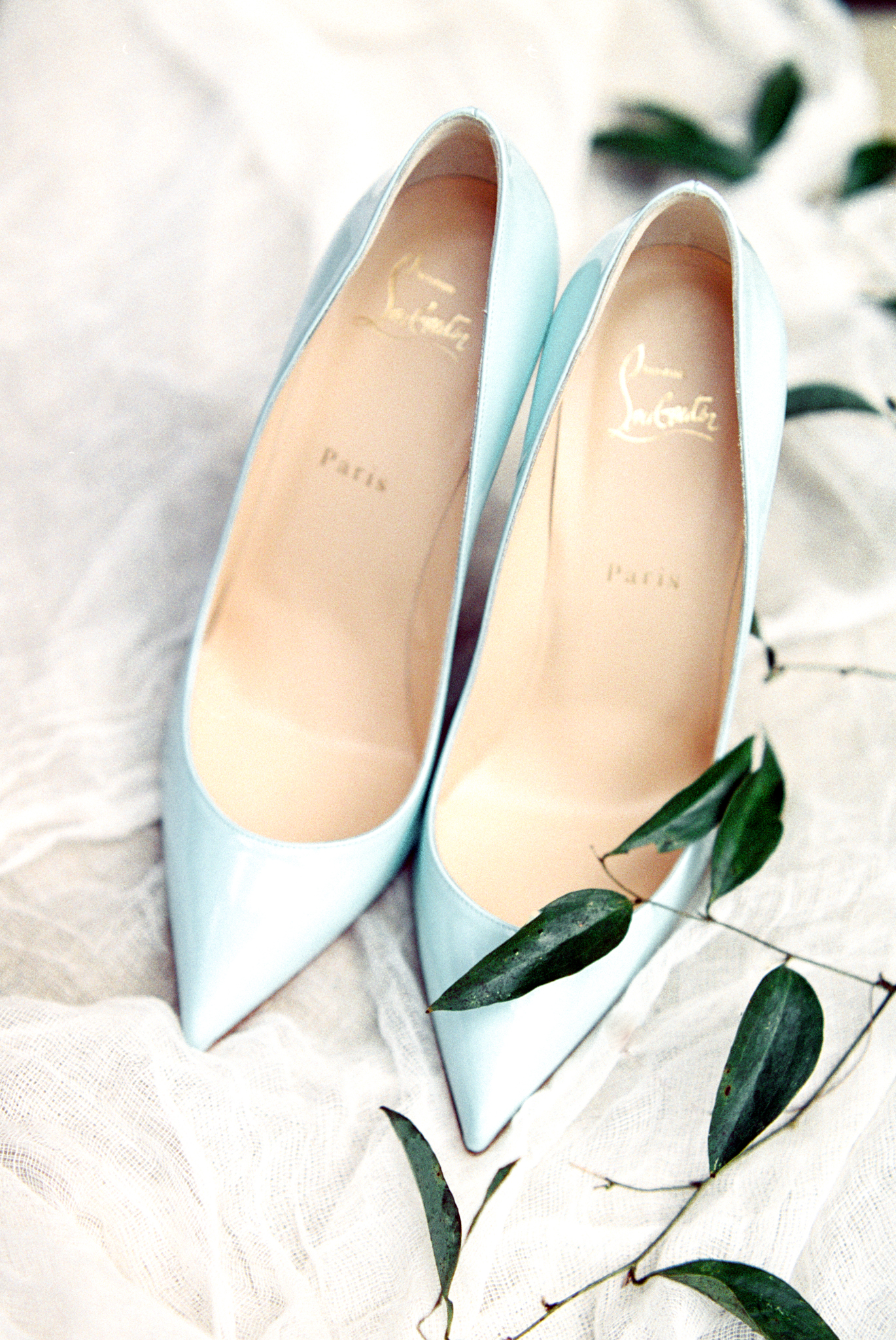 tiffany blue heels shoes louboutin red sole wedding