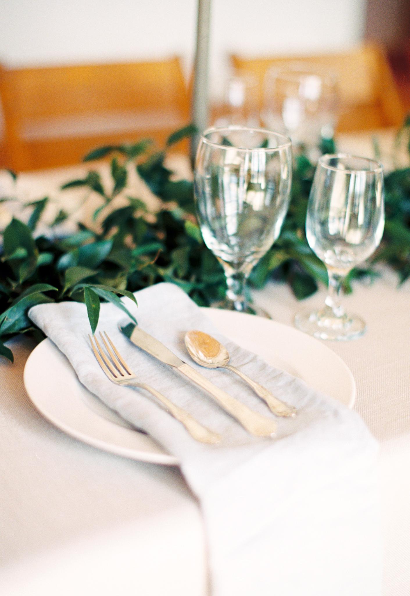 Asheville fine art wedding photographer film