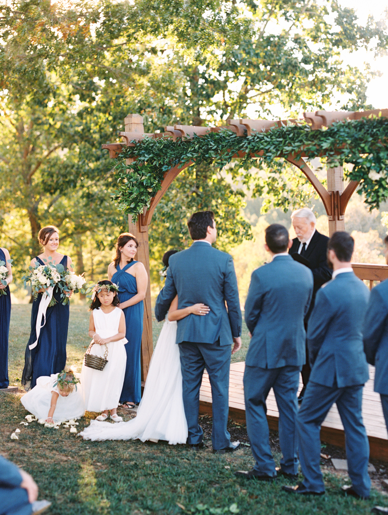 Highlands North Carolina wedding photographer  fine art film