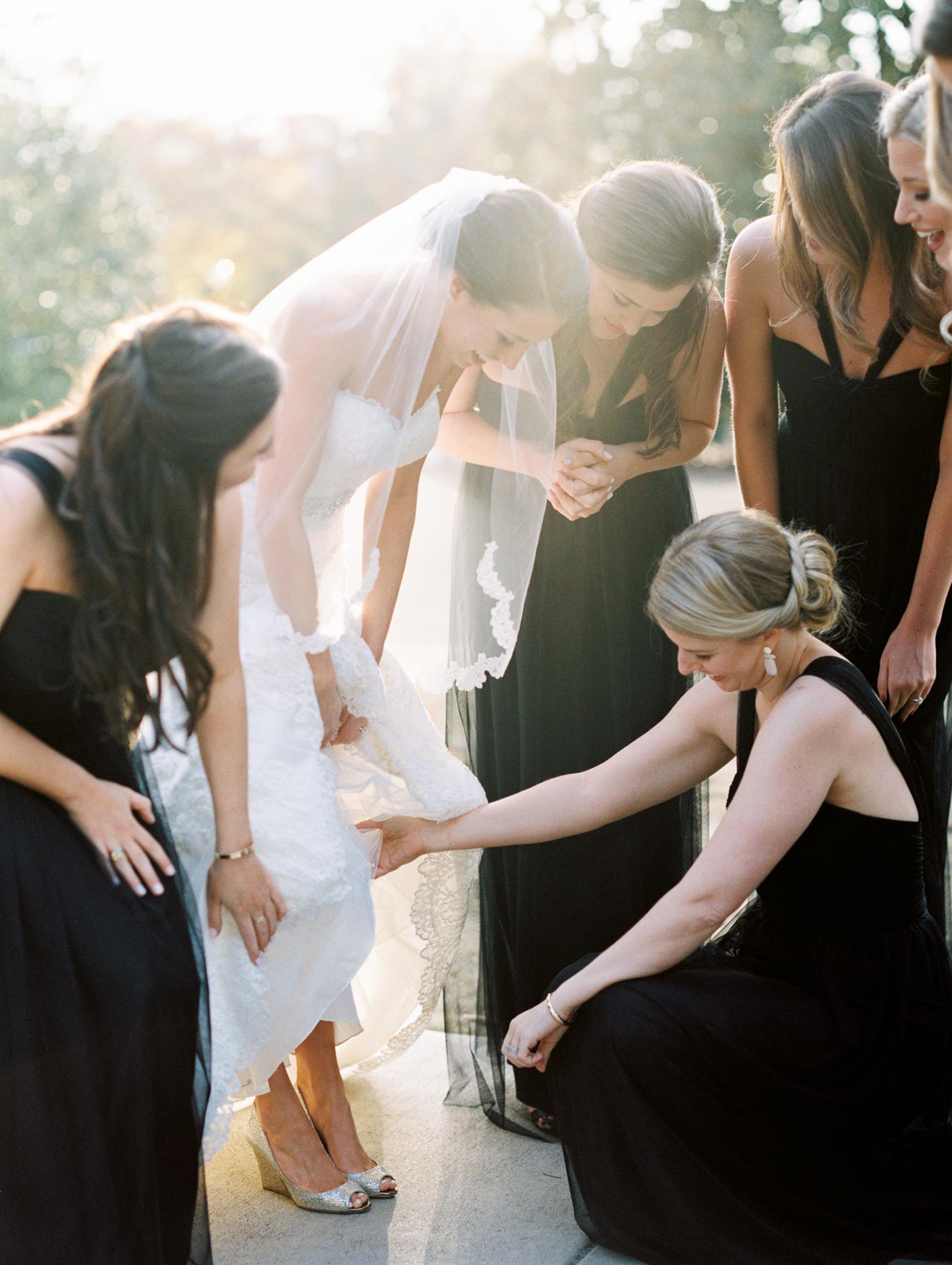 Atlanta wedding photographer film fine art
