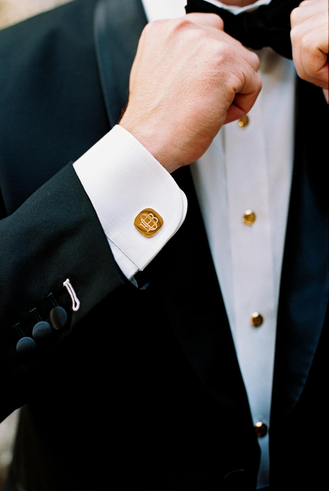 Highlands wedding photographer upscale film