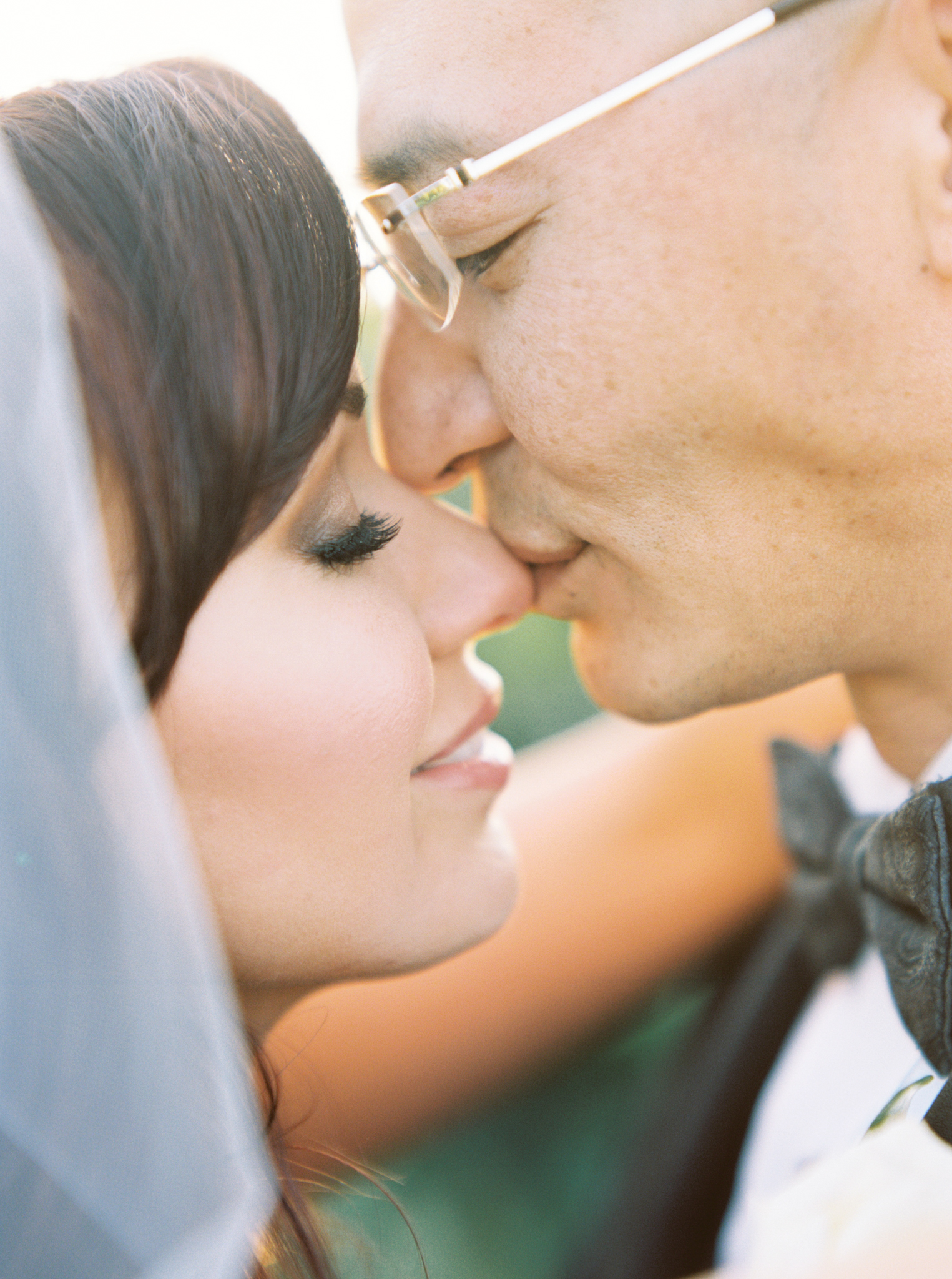 Atlanta film wedding photographer