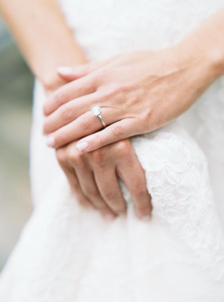 Asheville wedding photographer film fine art