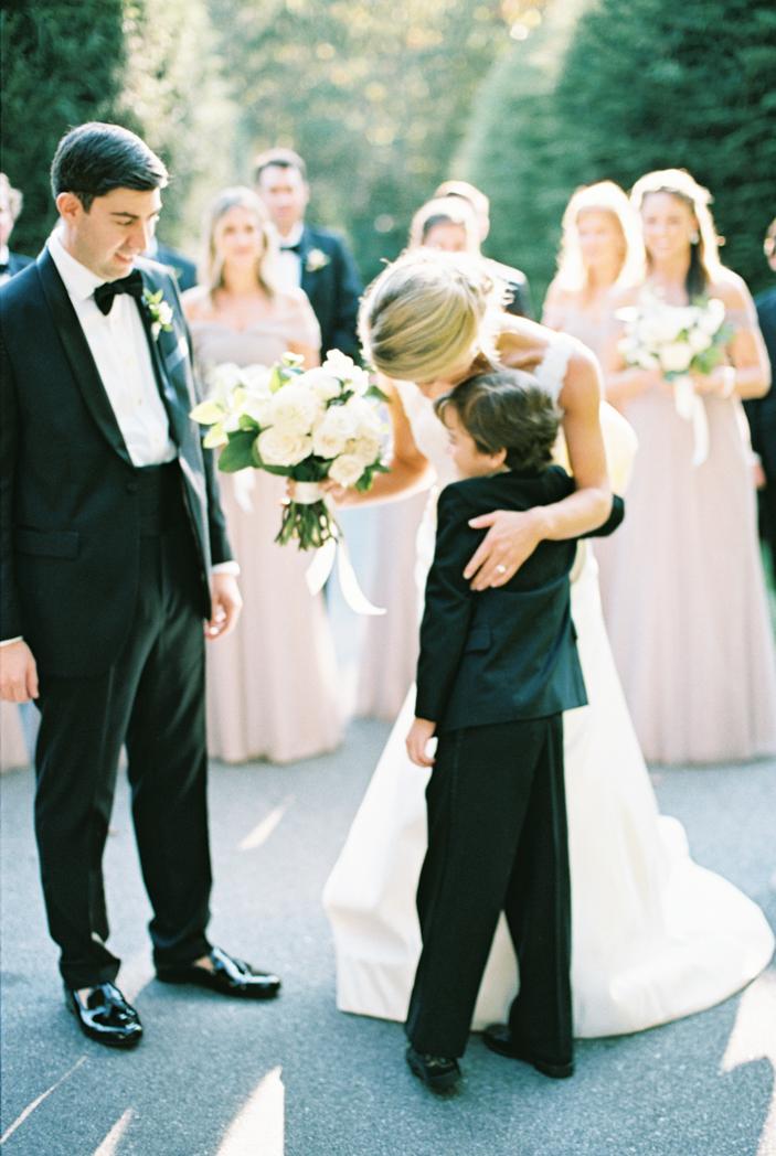 Highlands wedding photographer film fine art