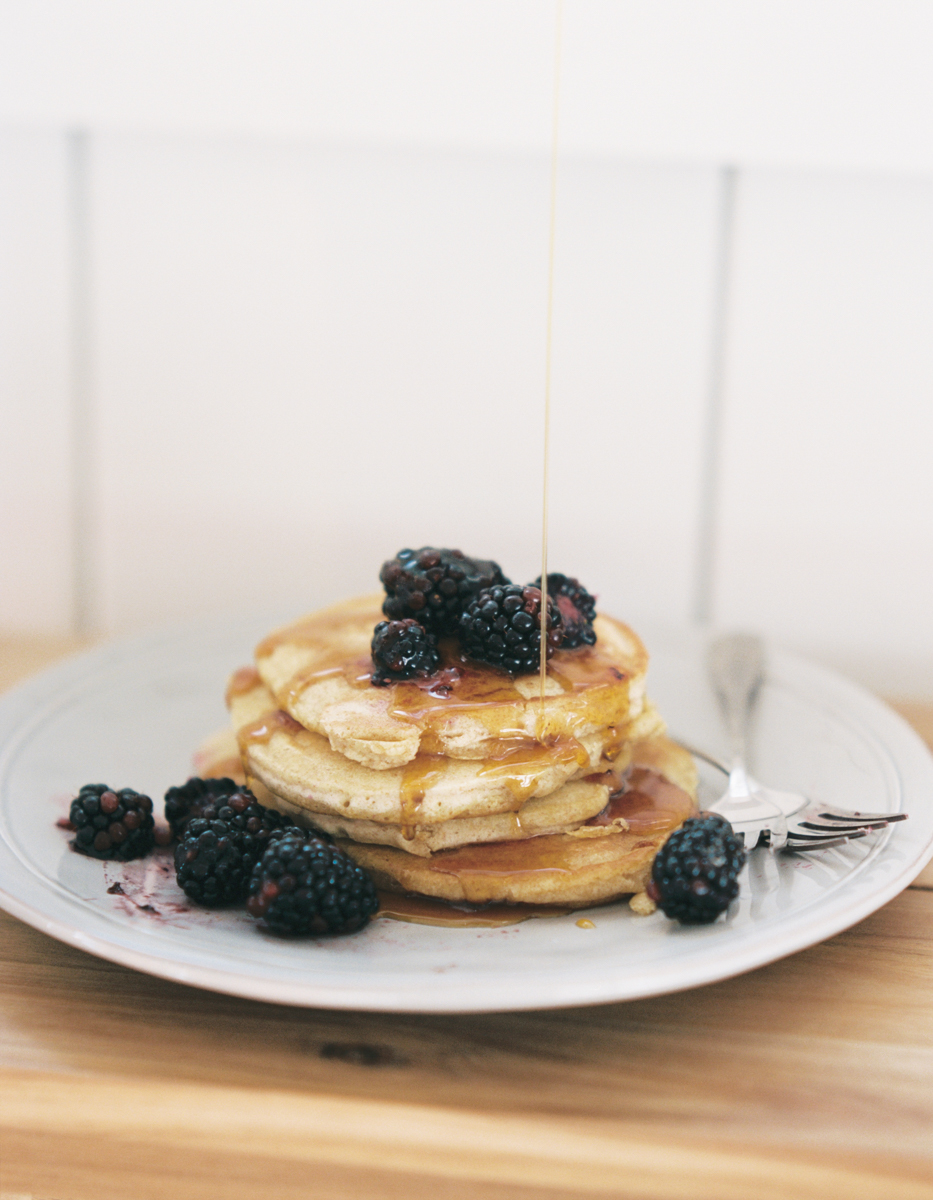 Pancake recipe wheat berry