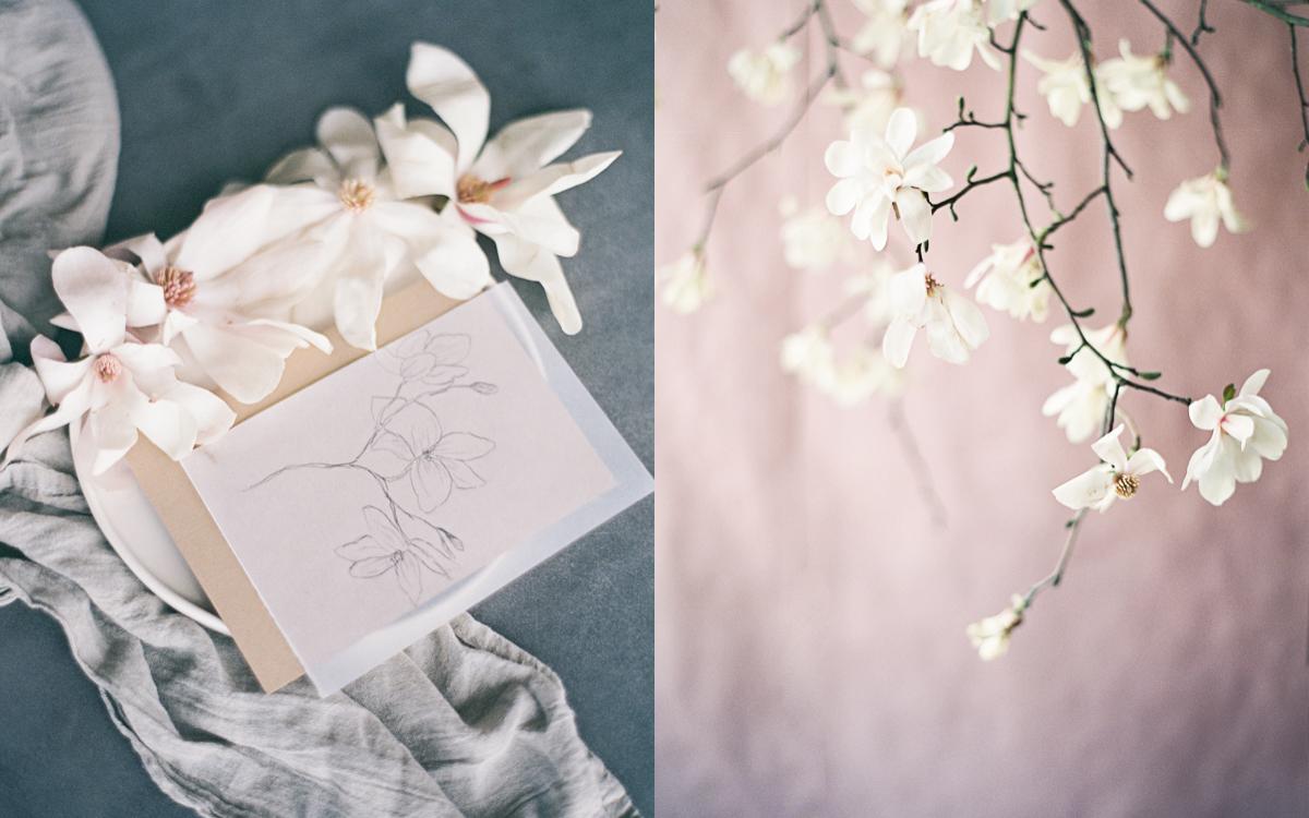 Spring wedding ideas Atlanta Charleston