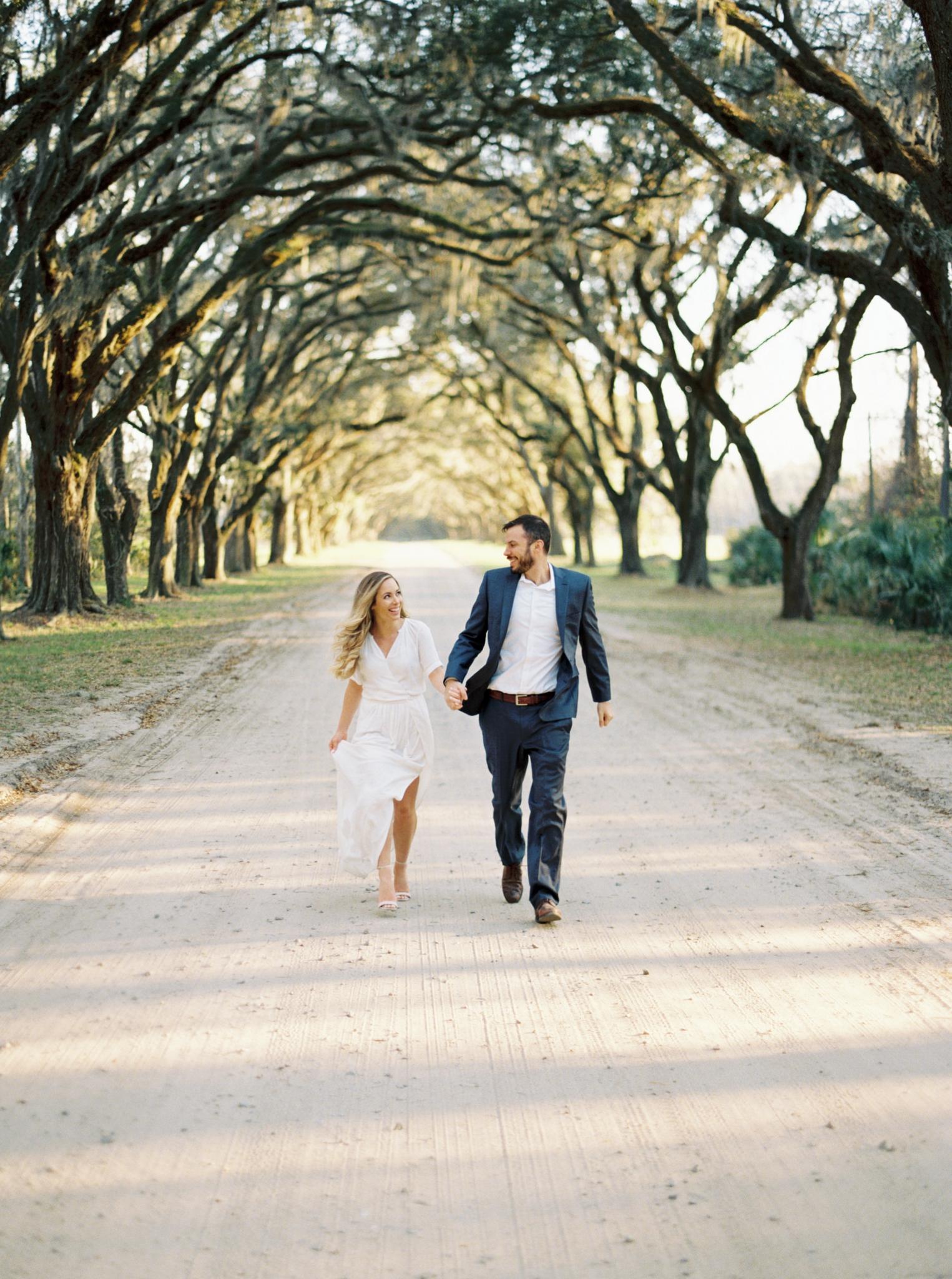 Wormsloe Plantation Savannah wedding