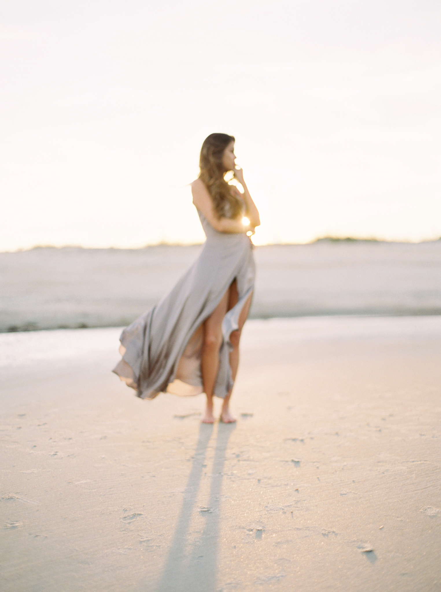 Rosemary beach engagement session