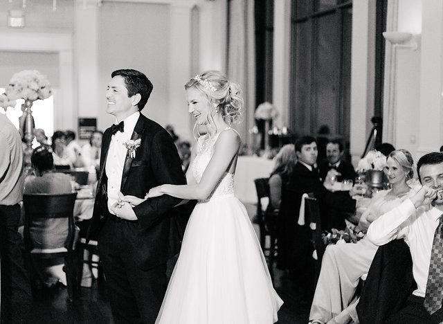 Wedding reception Atlanta History Center