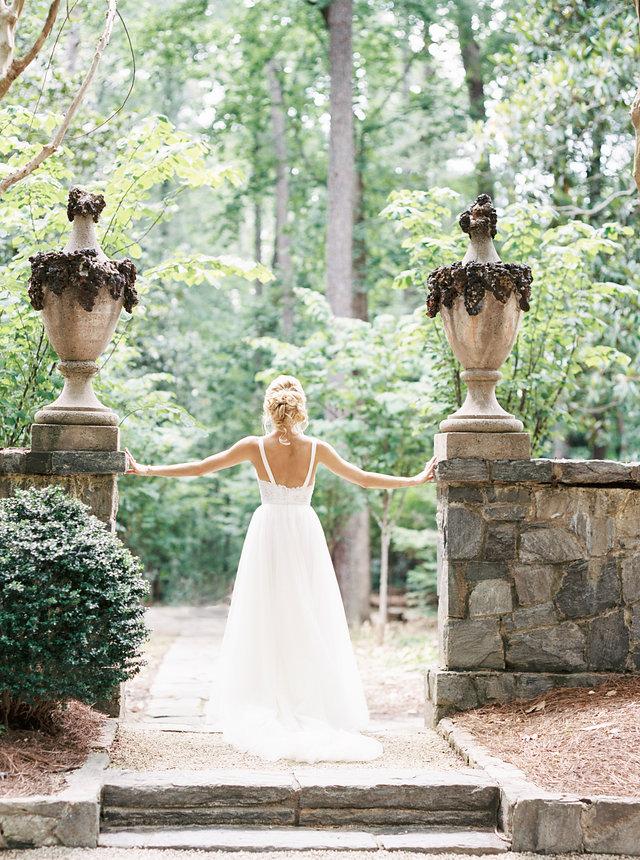 Swan House wedding summer Atlanta photographer