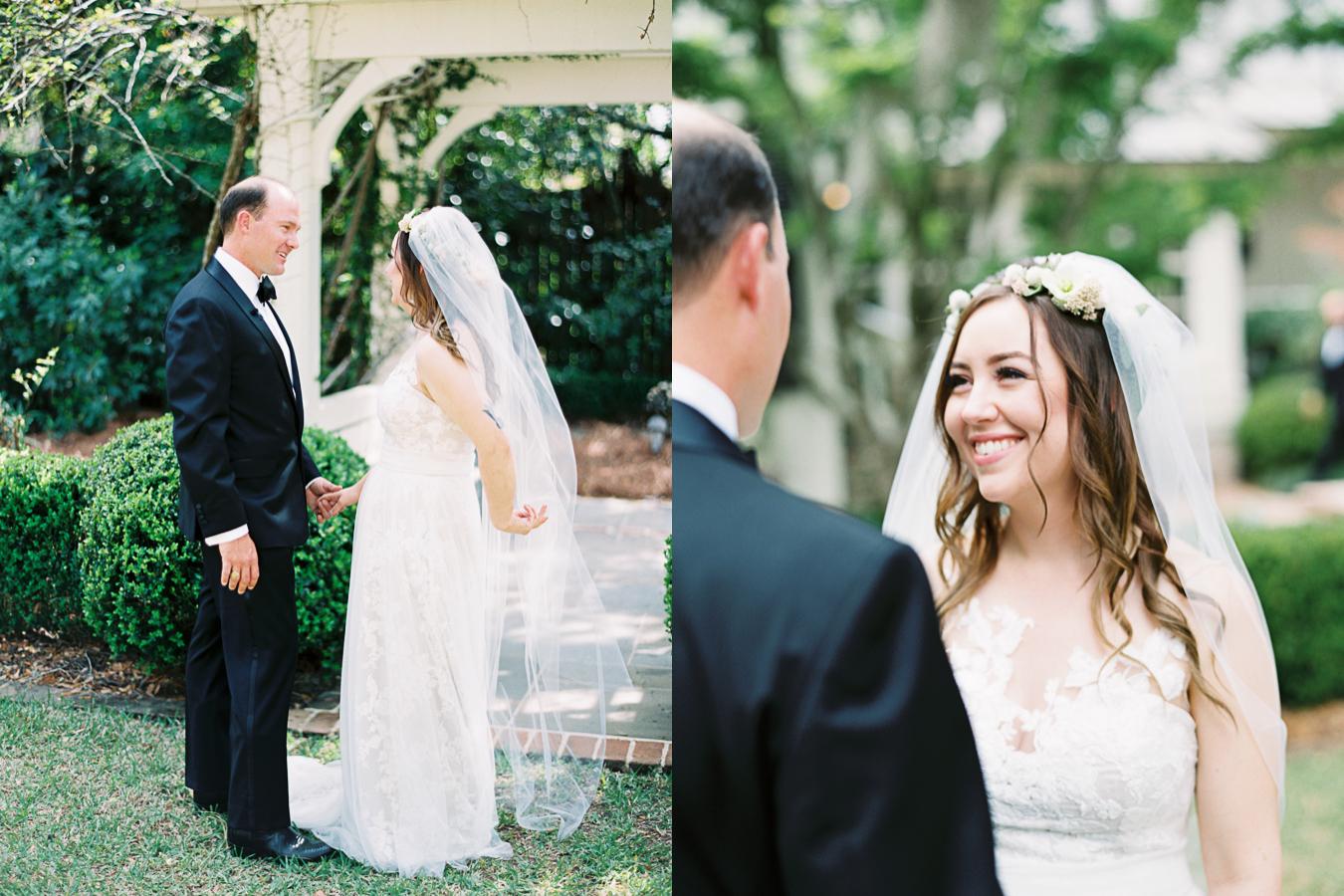 Palmetto Bluff wedding photographer film