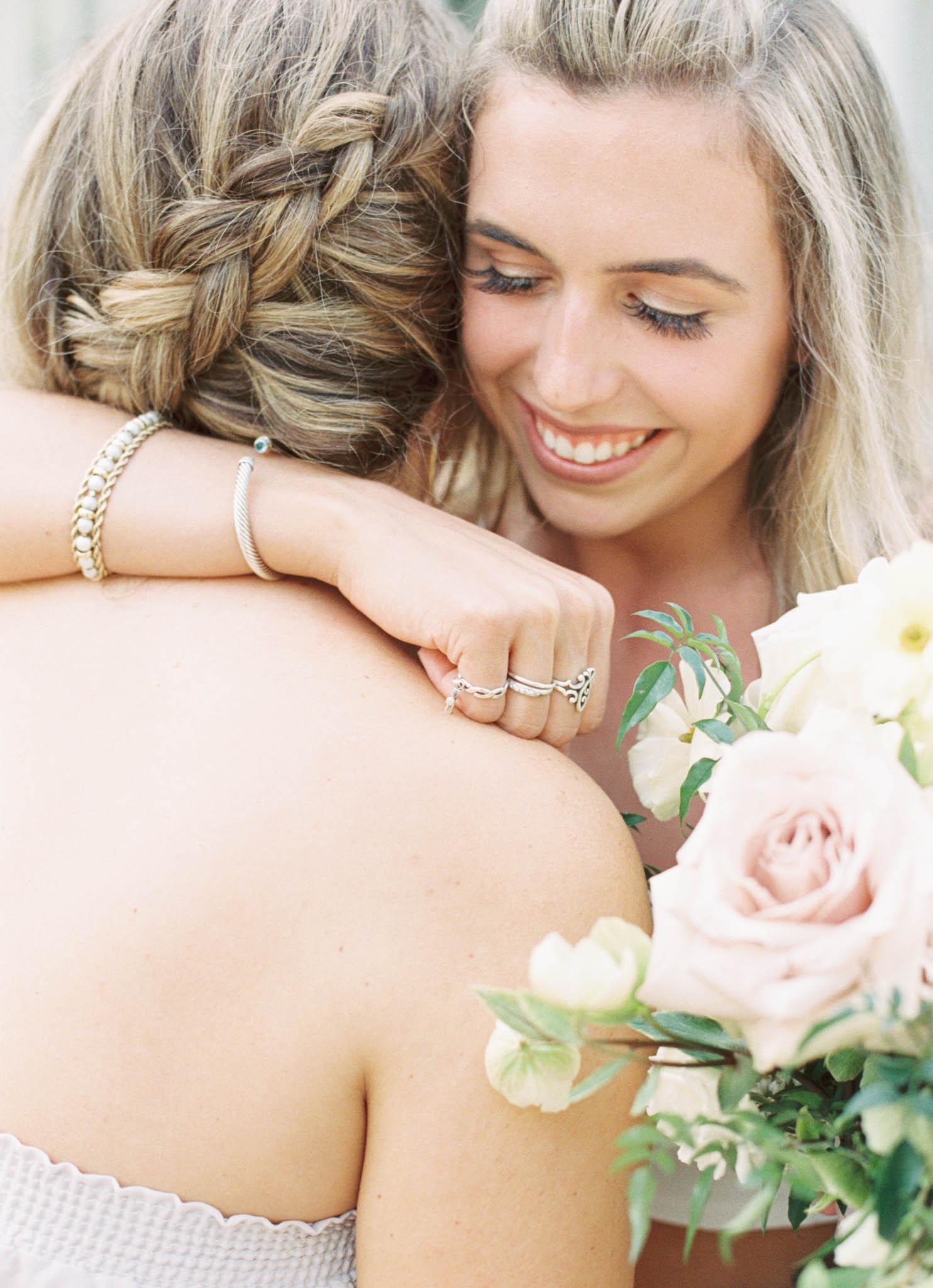Rosemary Beach wedding spring pastels