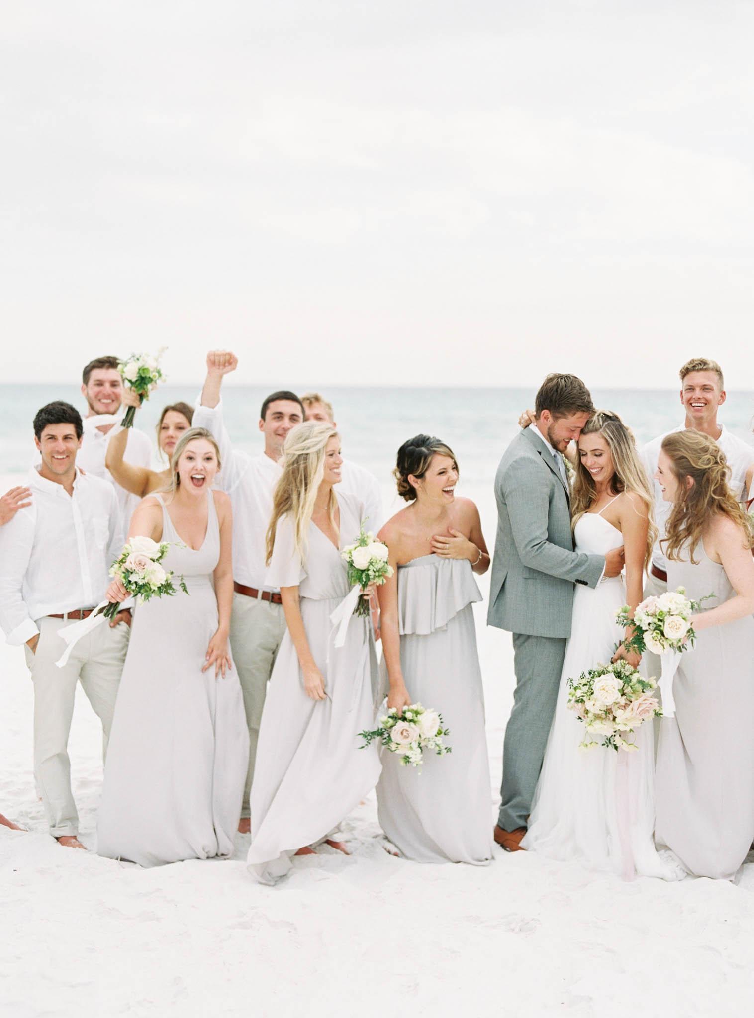 Rosemary Beach luxury wedding