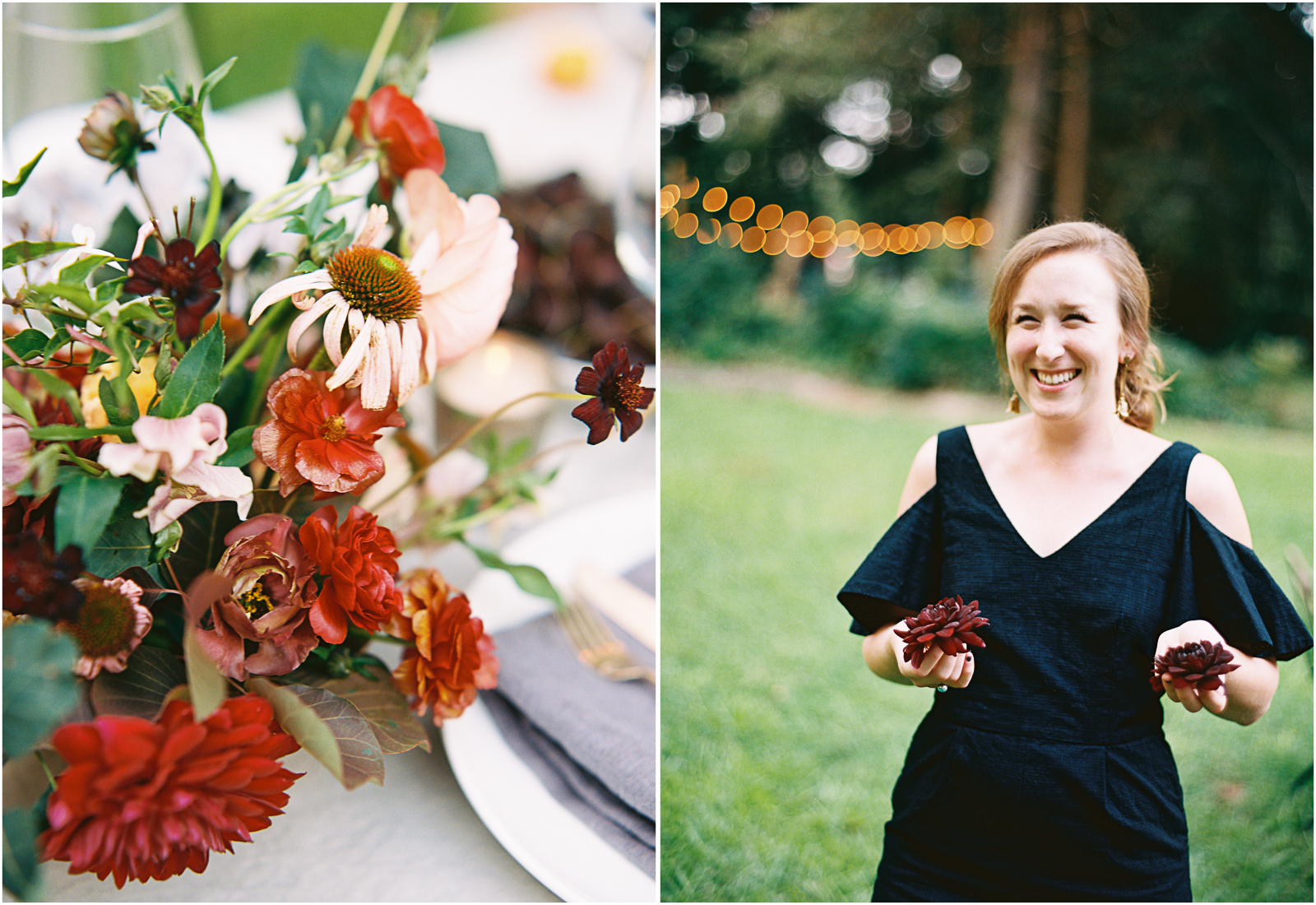Amy Osaba design Wedding florals