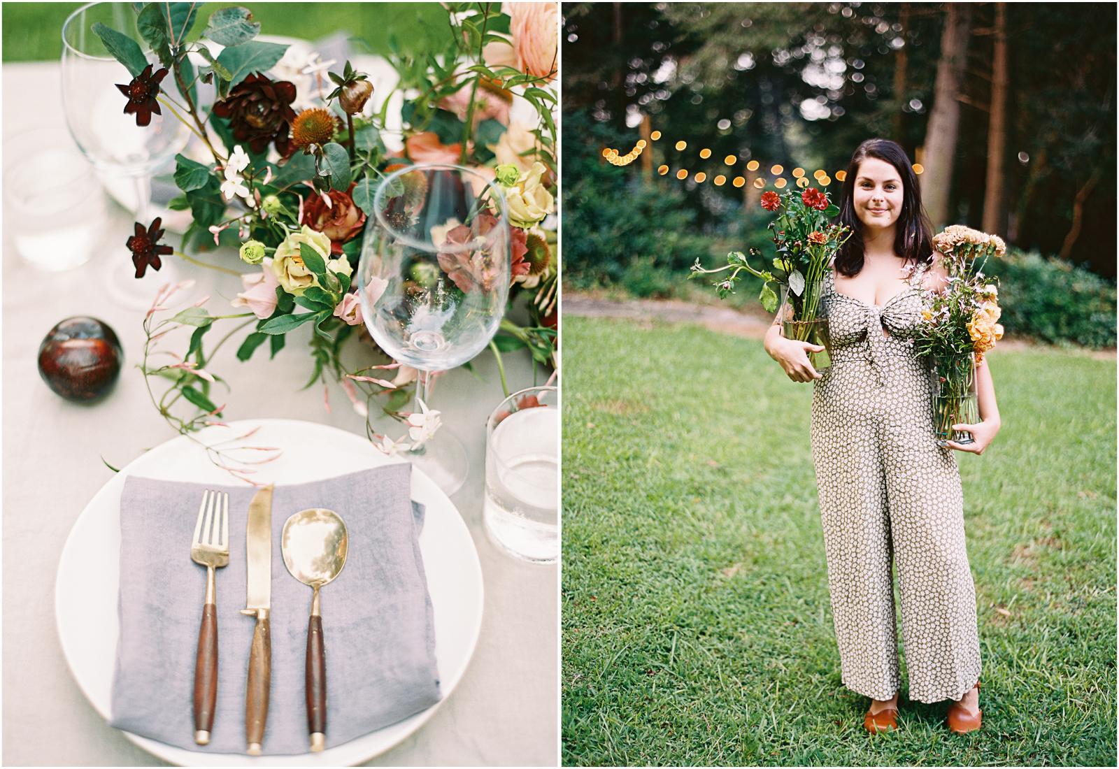 Atlanta wedding florist Amy Osaba