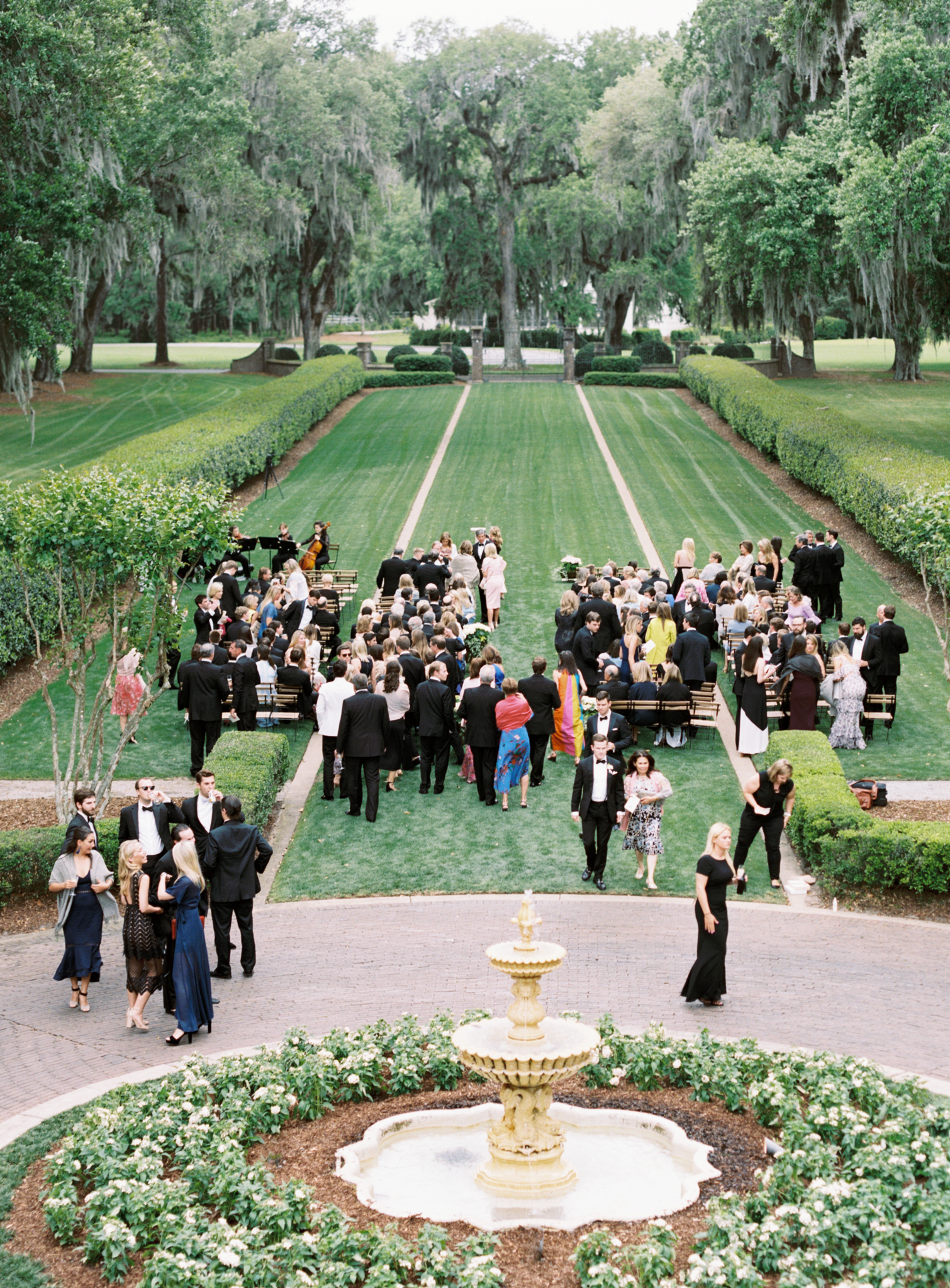 Ford Plantation wedding Savannah Ga