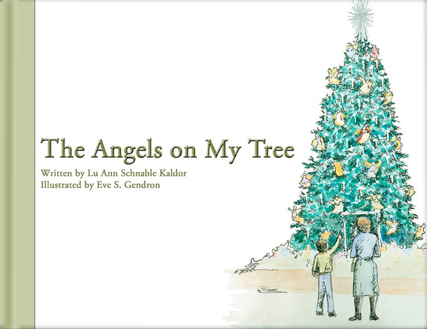"""...quiet prose and airy artwork carry the message about letting go and moving forward.""   –  Publisher's Weekly      ""This touching story will bring the true meaning of Christmas to every heart.""   – Debbie Macomber, #1  New York Times  Best-Selling Author     "" The Angels on My Tree  is a truly touching story, and so beautifully rendered.""   – Emily Rafferty, President, The Metropolitan Museum of Art     ""This story reminds us all that Christmas is a season of great hope. ... discover anew the gift we truly receive when we give to others.""   – Timothy Michael Cardinal Dolan, Archbishop of New York     ""The theme is universal. It will resonate with families facing loss of a loved one, divorce, or even just being apart at the holiday season.""   – Lauren Arbolino, Ph.D. Nationwide Children's Hospital     "" The Angels on My Tree  has a mythic quality that speaks to the human soul.""   – Reverend Jean Campbell, Trinity Episcopal Church, Fishkill, NY     ""Reading the book with two students who lost their mother gently opened up an opportunity for a discussion of feelings of grief; and more importantly they heard a strong and beautiful message of hope and resiliency.""   – Joanne Shaffer, LCSW, certified school social worker     Inspiring story about ... a new and meaningful Christmas tradition. ... recommended for congregational and school libraries.   – Congregational Libraries Today"