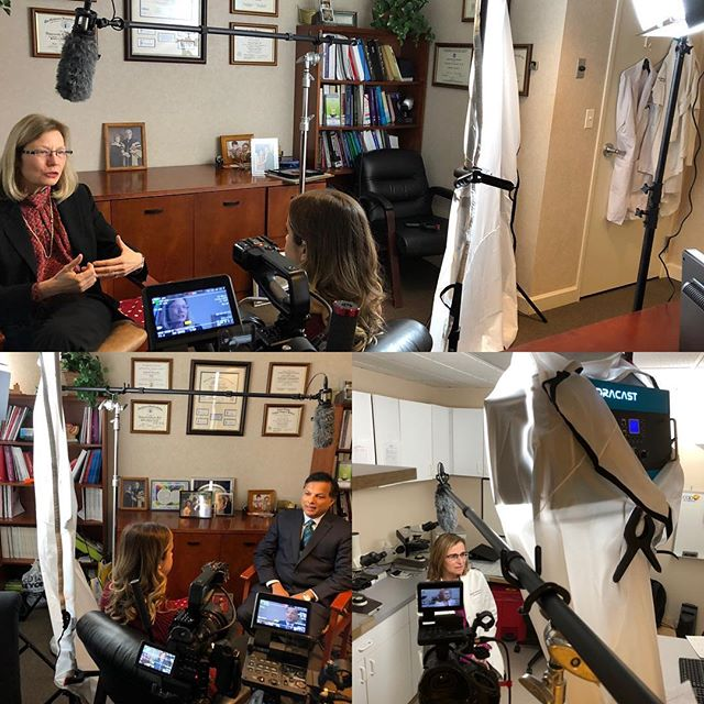 Two #camera shoot with the @canonusa #canonc100 and #canonc300. Using @dracobroadcast LED2000 Panels to throw lots of light in tight spaces! . #filmmaking #videoproduction #videography #video #location #lighting #videolighting #teamcanon